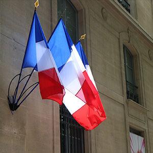 Drapeaux Français