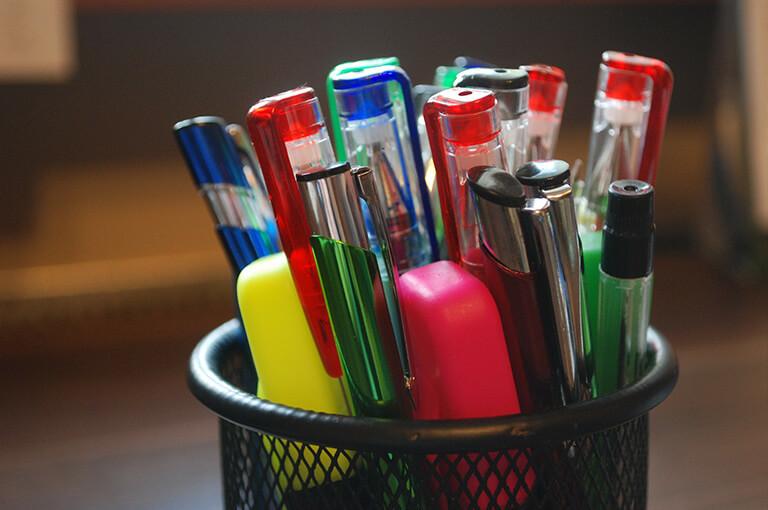 Poit de stylos